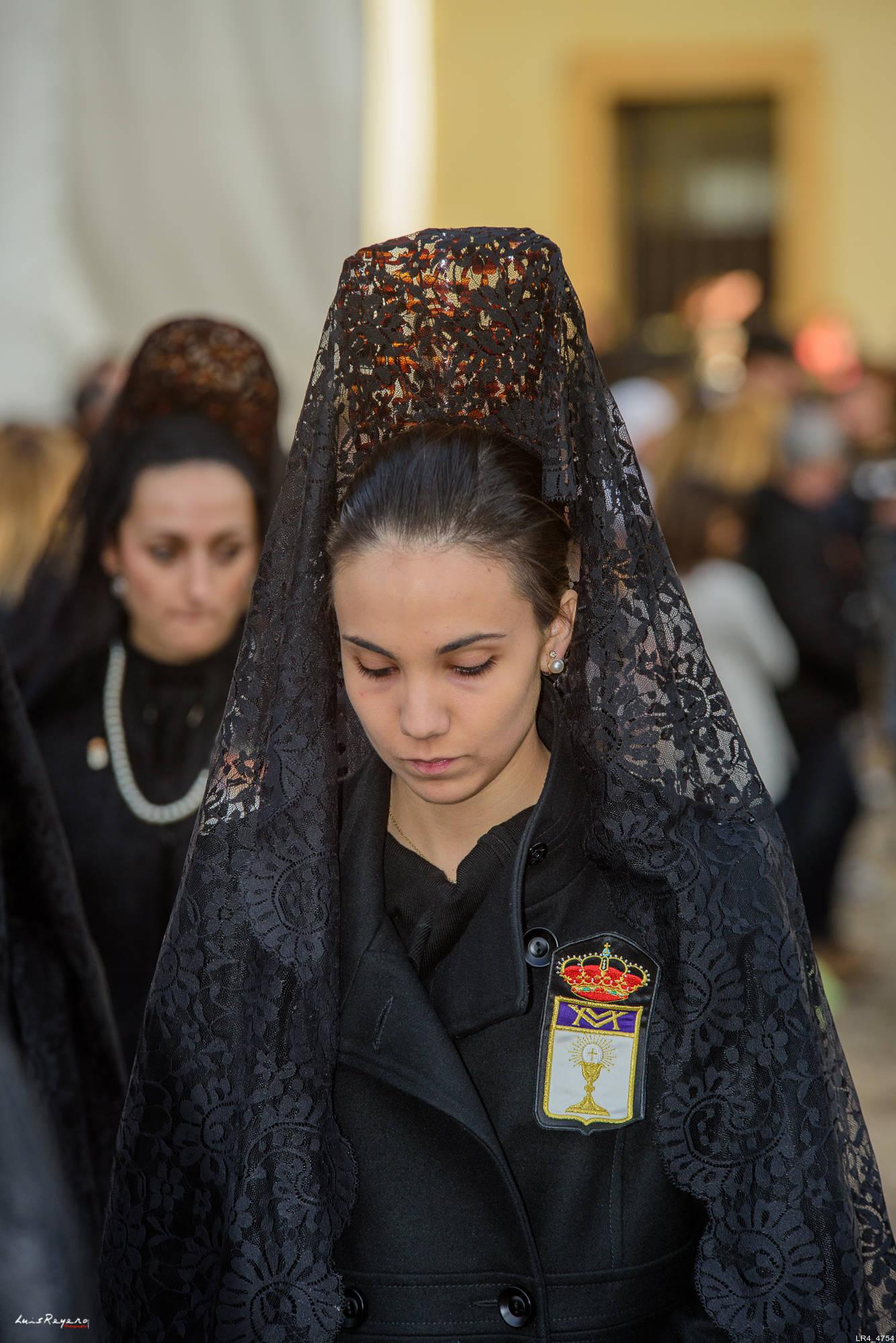 Procesión del Santo Entierro 2015