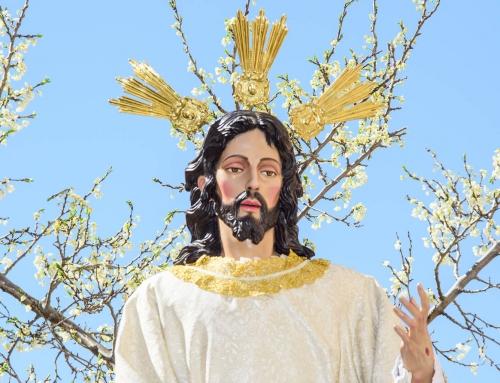 Cristo Resucitado – Procesión del Encuentro(2015) Laguna de Negrillos