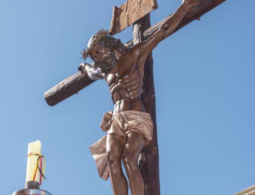 Cartel Cofradía Santo Cristo de la Bienaventuranza